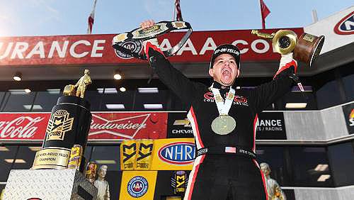 King of the (Racing) world?