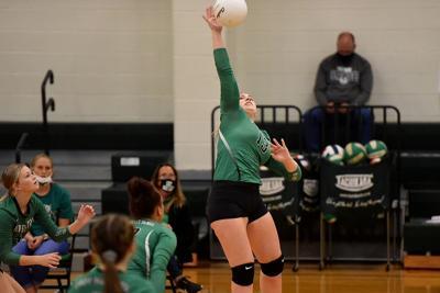 Overton volleyball