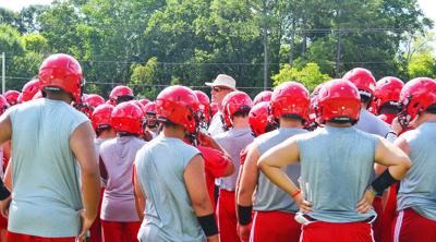Big week for Bulldogs culminates in Friday scrimmage