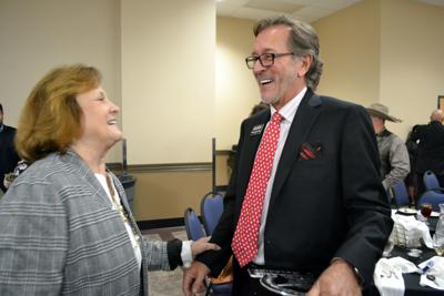 CITIZEN OF THE YEAR  |  Nobles earns community's top honor  as chamber recognizes mayor's impact