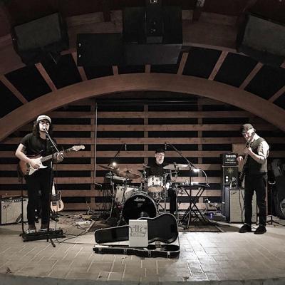 Matt Raker Trio