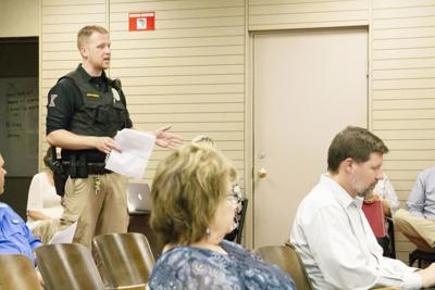 School teams with KPD to staff campuses with canine officers
