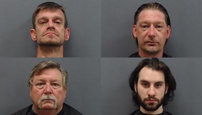 Online solicitation arrests