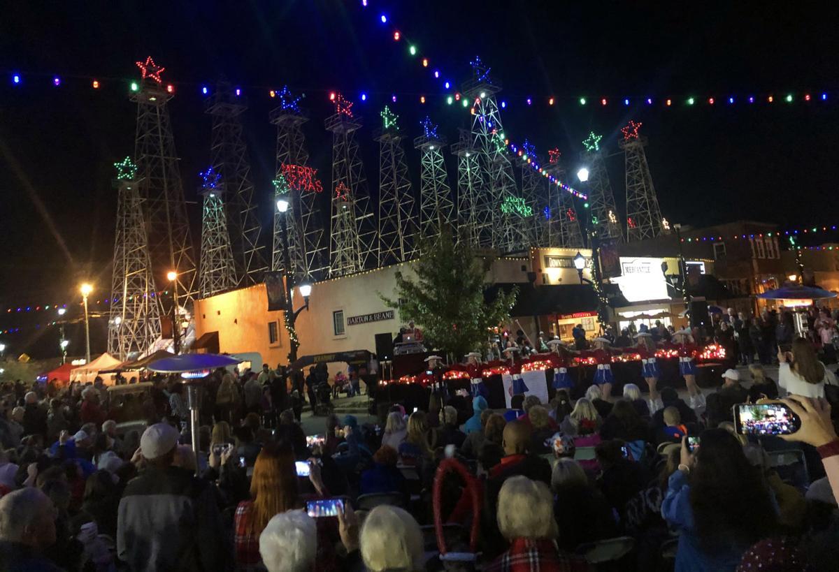 2019 A Very Derrick Christmas Lighting Ceremony 2