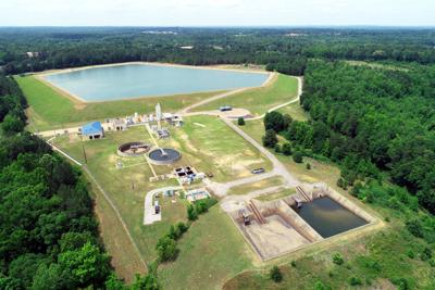 Kilgore Surface Water Treatment Plant