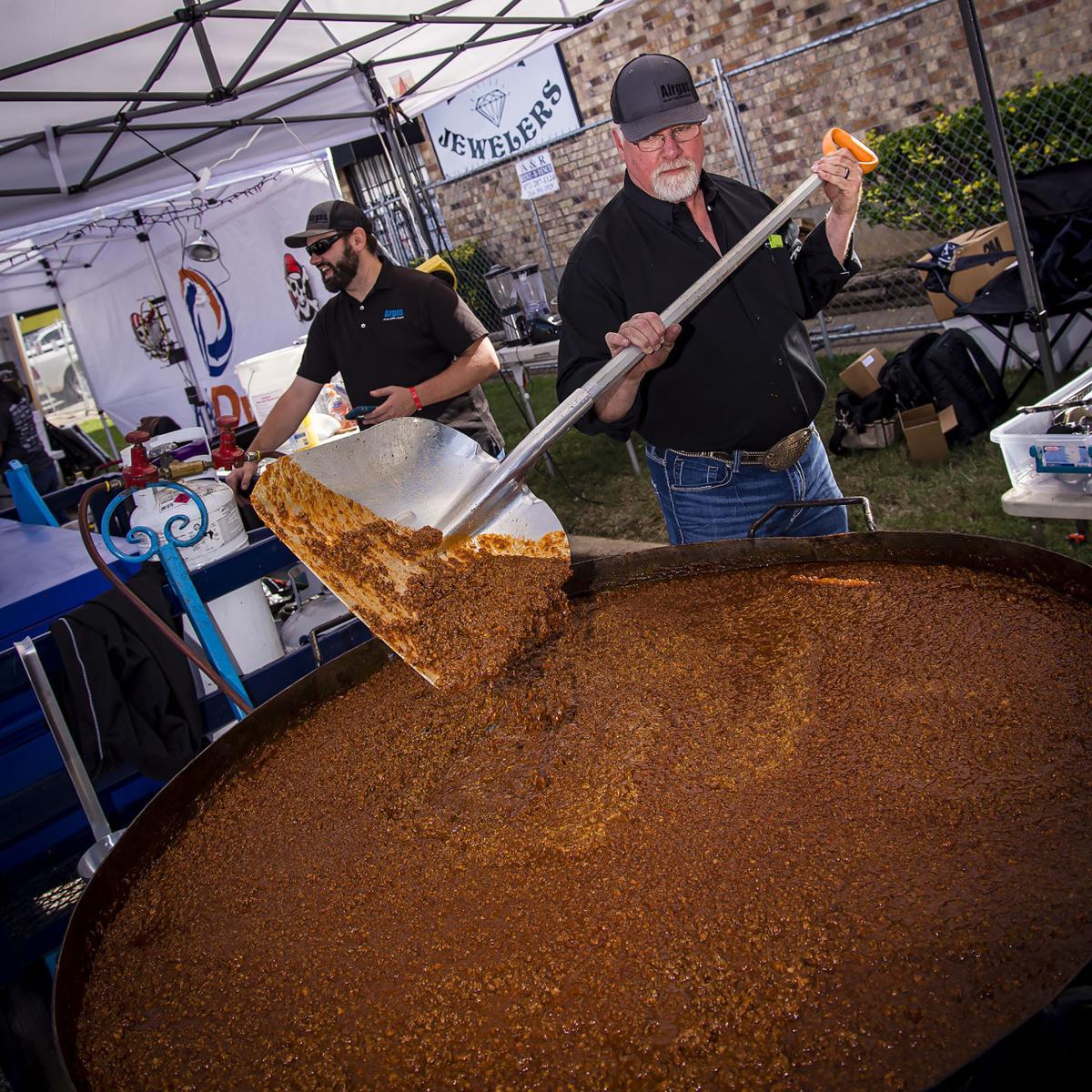 Oilments Chili Cookoff