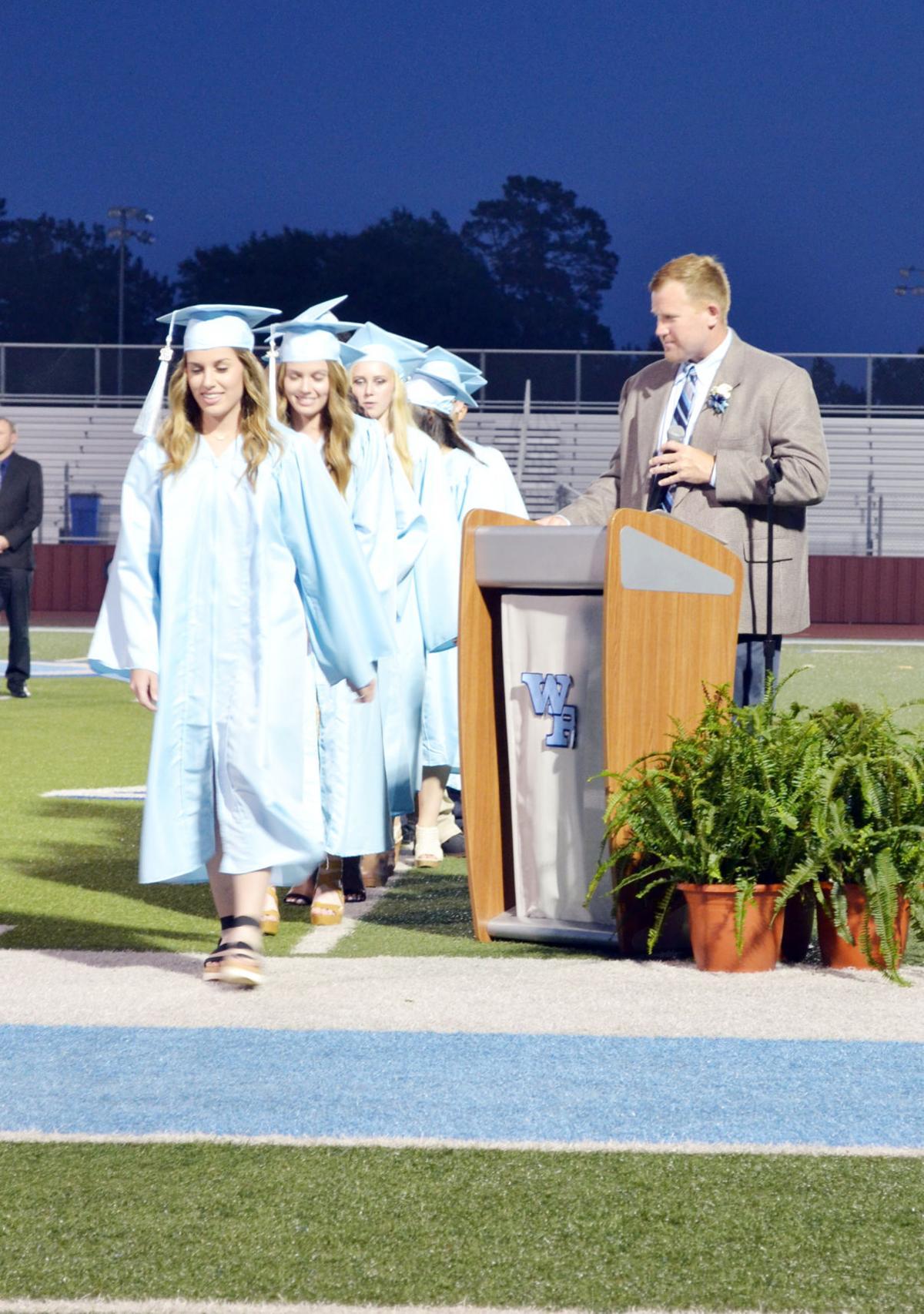 West Rusk Graduates 3