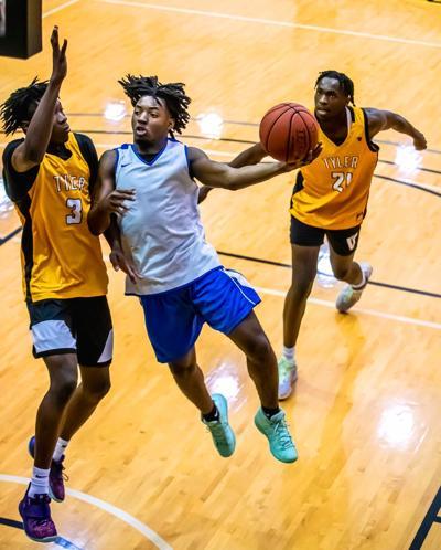 KC-TJC Basketball