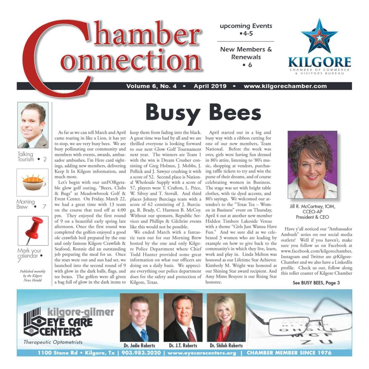 Chamber Connection 04-2019