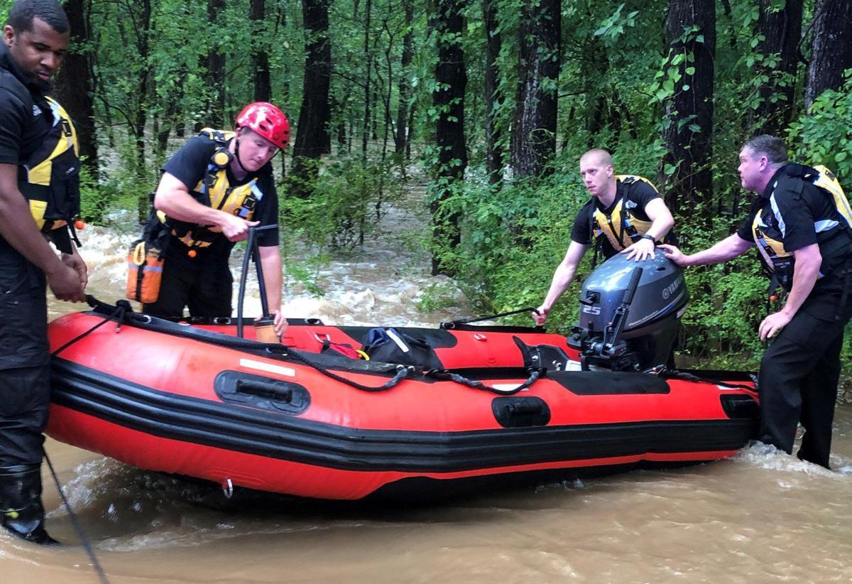 Swift Water Rescue 2
