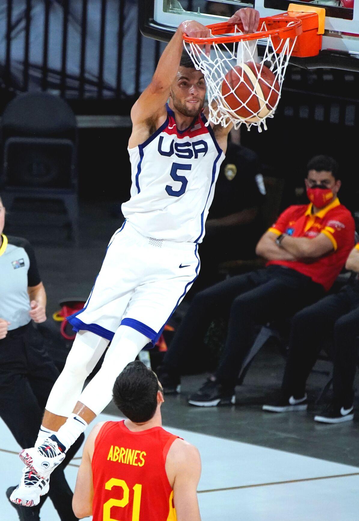 USA Basketball 1