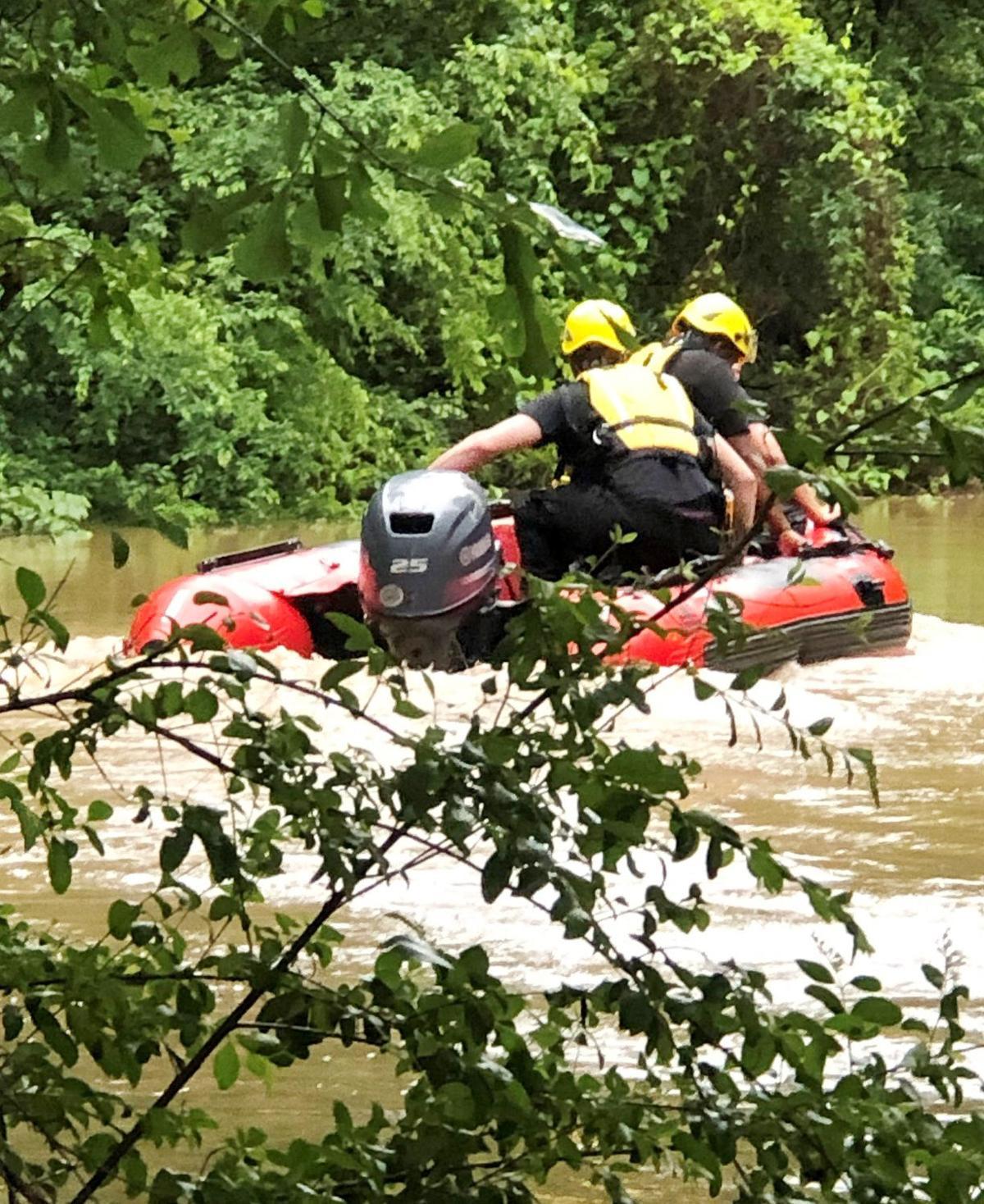 Swift Water Rescue 1