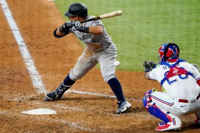 Texas Rangers-NY Yankees
