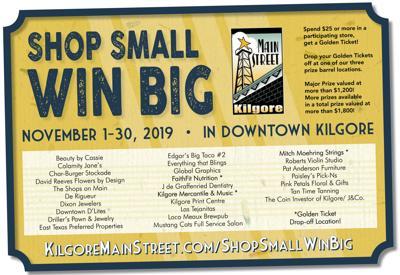 Shop Small, Win Big