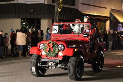 carthage christmas parade