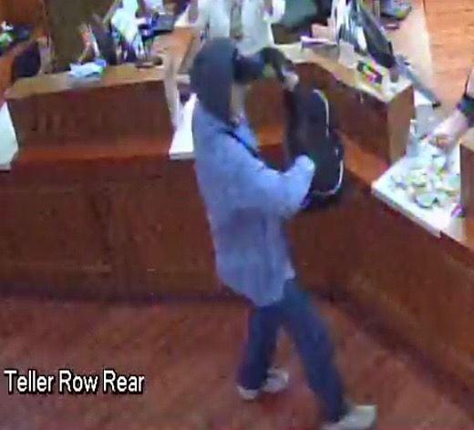 Liberty City Bank Robbery Surveillance Stills (1)