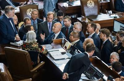 Texas House Republicans vote to track down absent Democrats and arrest them if necessary