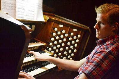 Pipe Organ 1