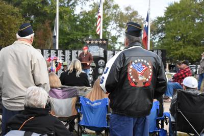 Kilgore honors veterans up in several upcoming events