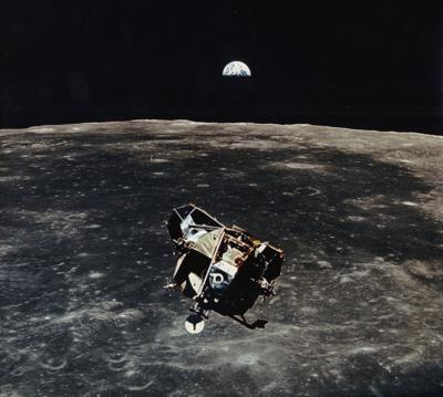 WE CAME IN PEACE FOR ALL MANKIND  |  Former NASA employees reflect on moon landing, look to future