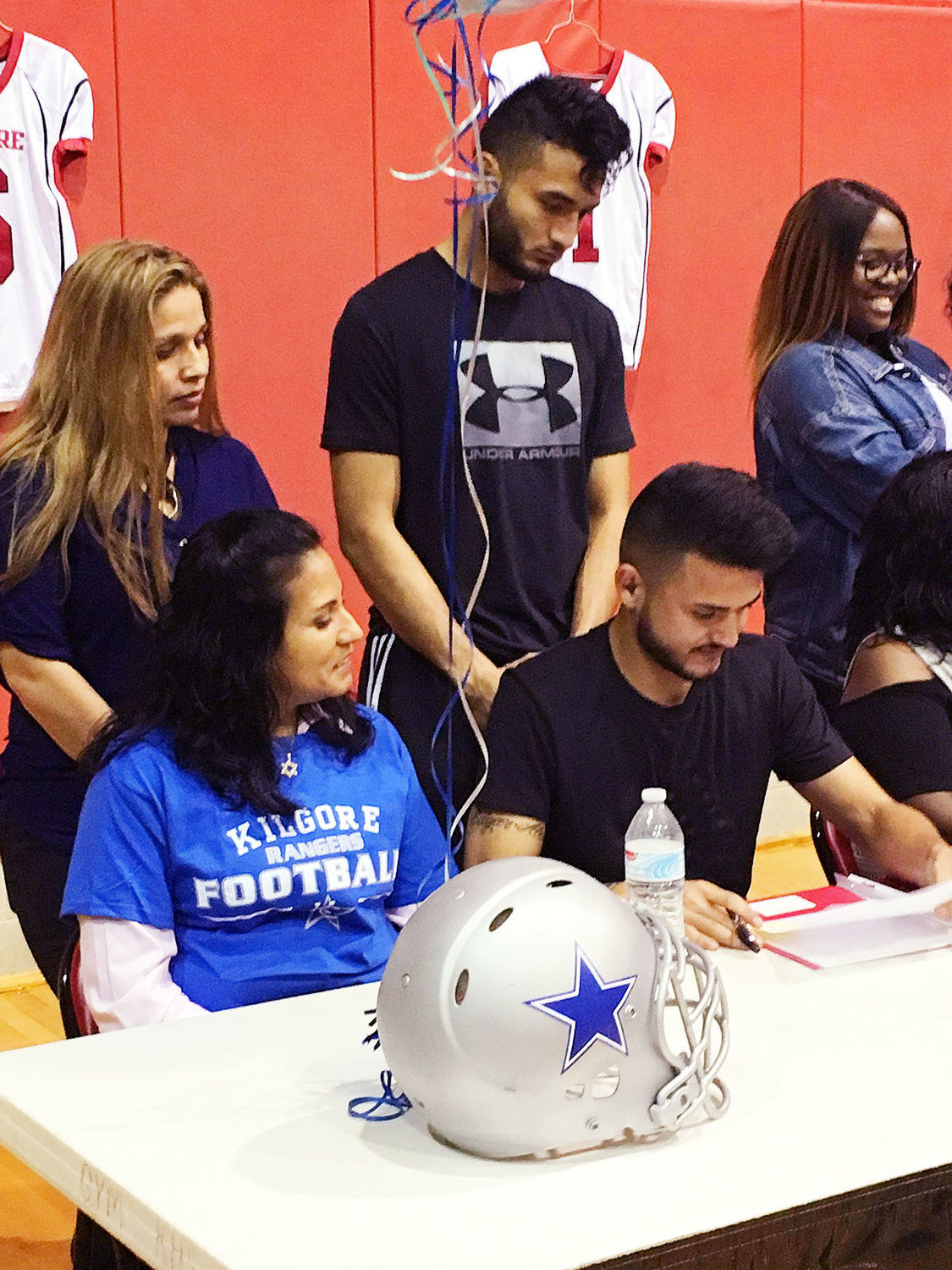 Area athletes moving on to college programs