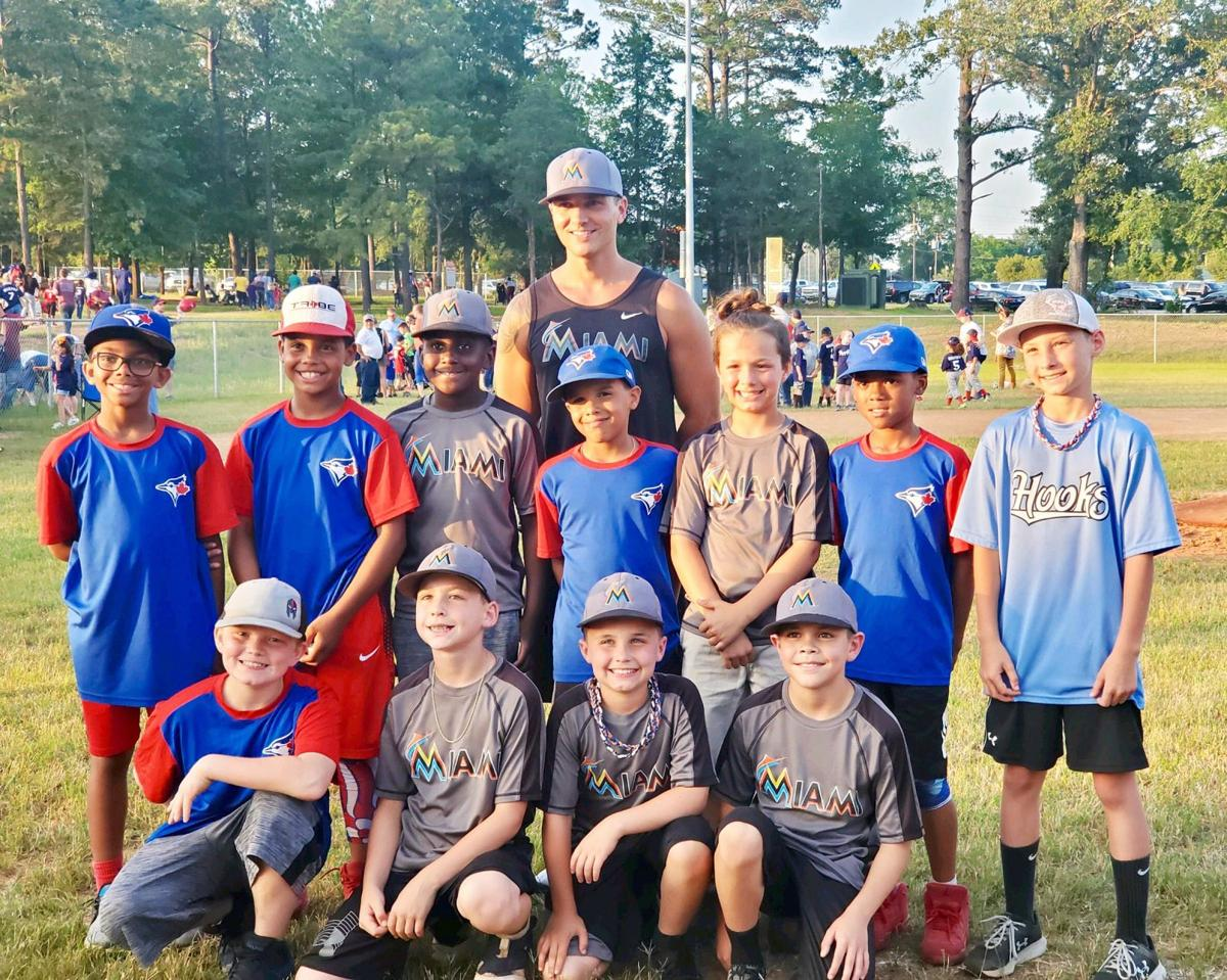 T-ball Red wins tourney