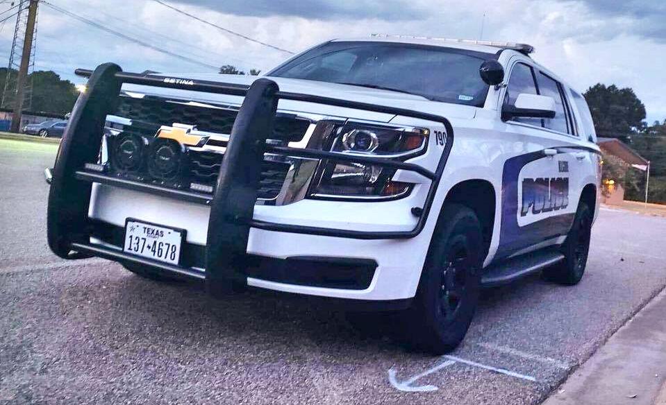 Kilgore Police Car