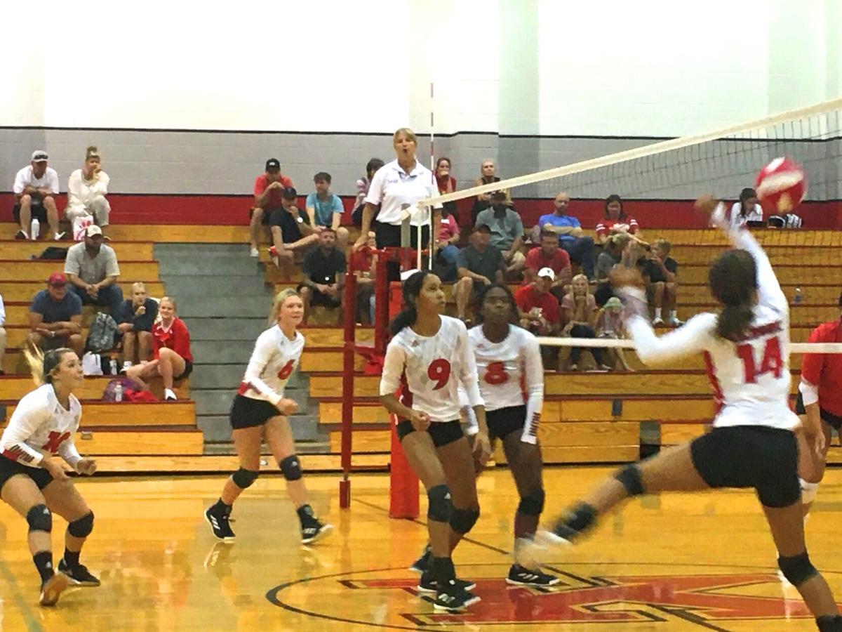 KHS-Van Volleyball 2