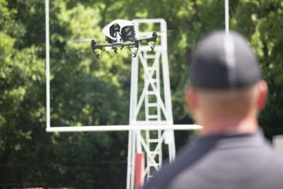 FLIGHT SCHOOL  |  Emergency personnel become eyes in the sky with drone training program from Kilgore PD