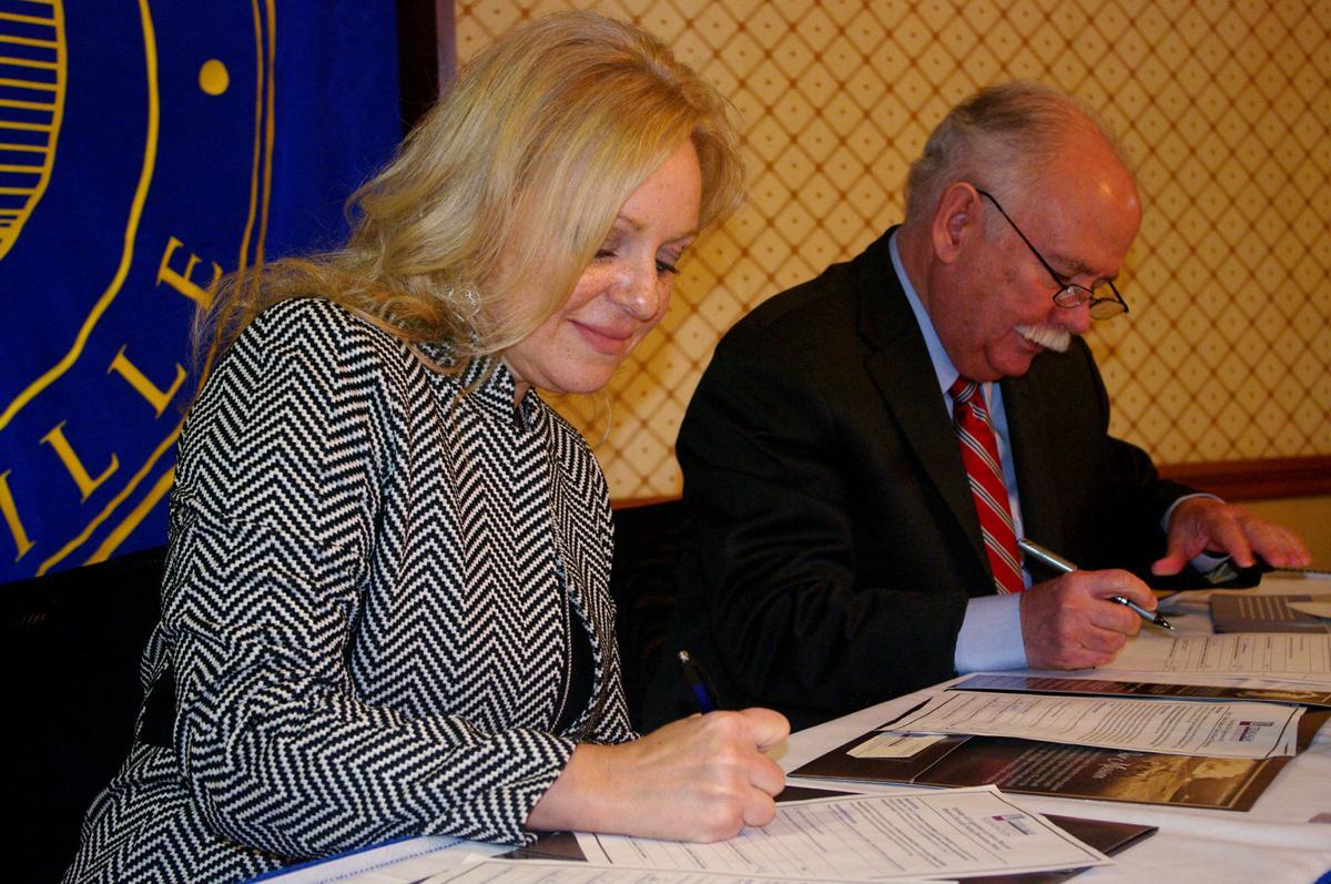 Enbridge signs agreement with TAMUK