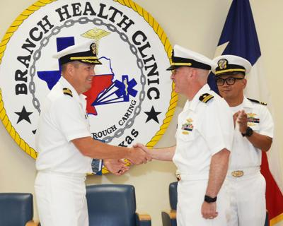 Naval Health Clinic to transition