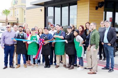 New Starbucks now open