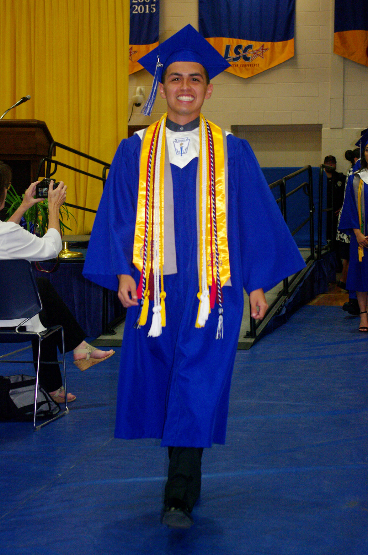 2019 Academy HS Graduation