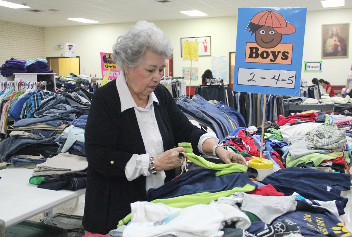 Kingsville woman helps others