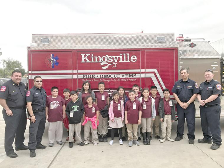 City Of Kingsville Talks Fire Safety To Harveyville The