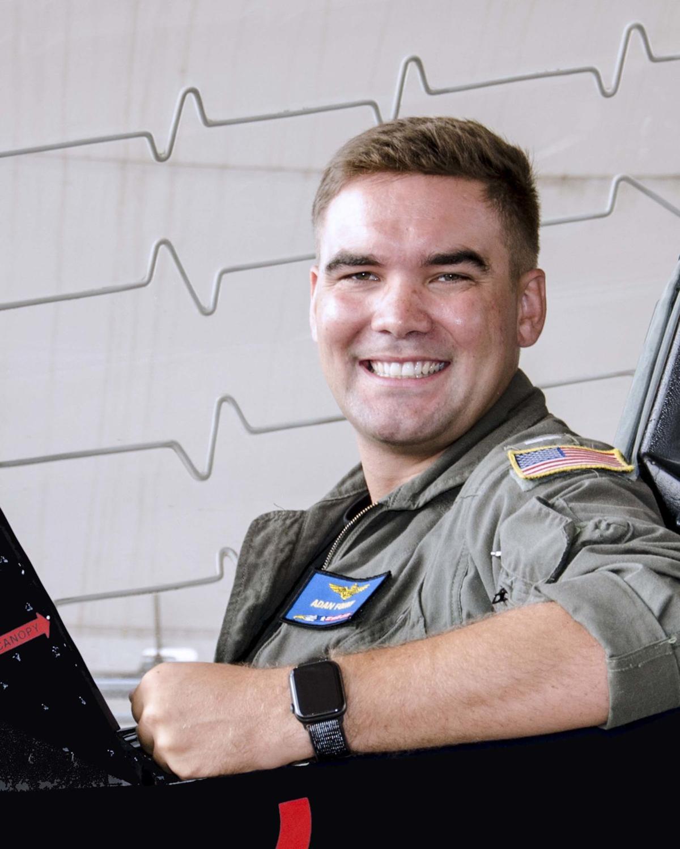 Lt. j.g. Aidan R. Fouhy