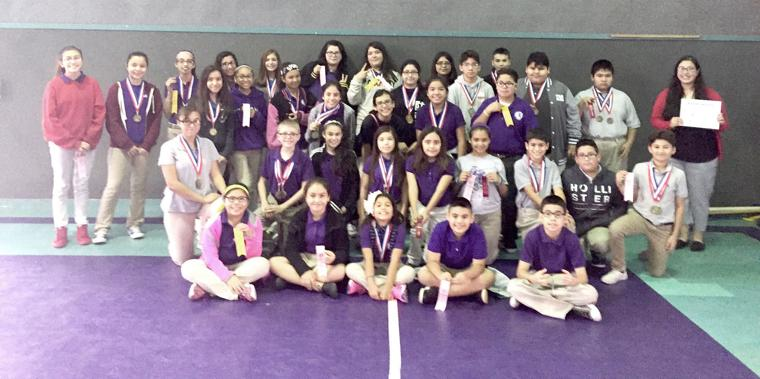 Aspire To Lead UIL Participants