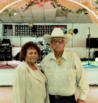 Encarnacion G. and Margarita Mata Jr.