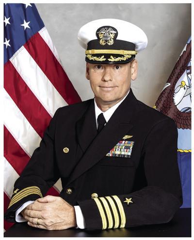 Capt. Erik Spitzer