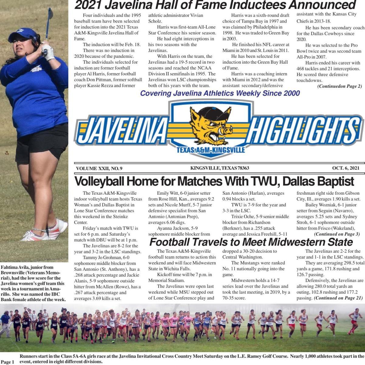 Javelina highlights