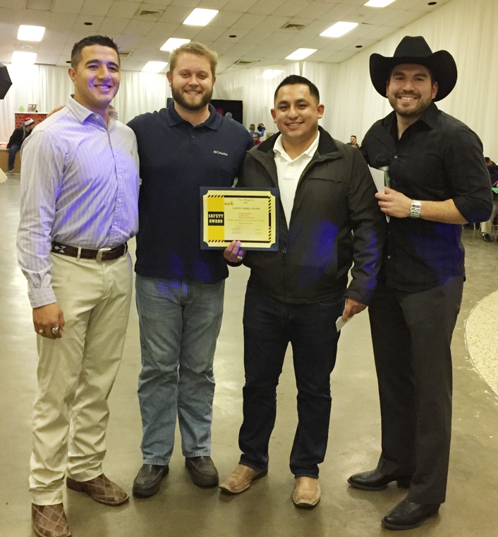 City Of Kingsville Employee Recognition And Saftey Banquet The