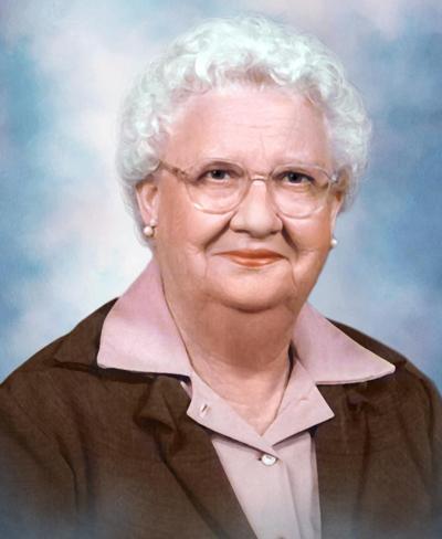 Gladys Bertha Hoerig