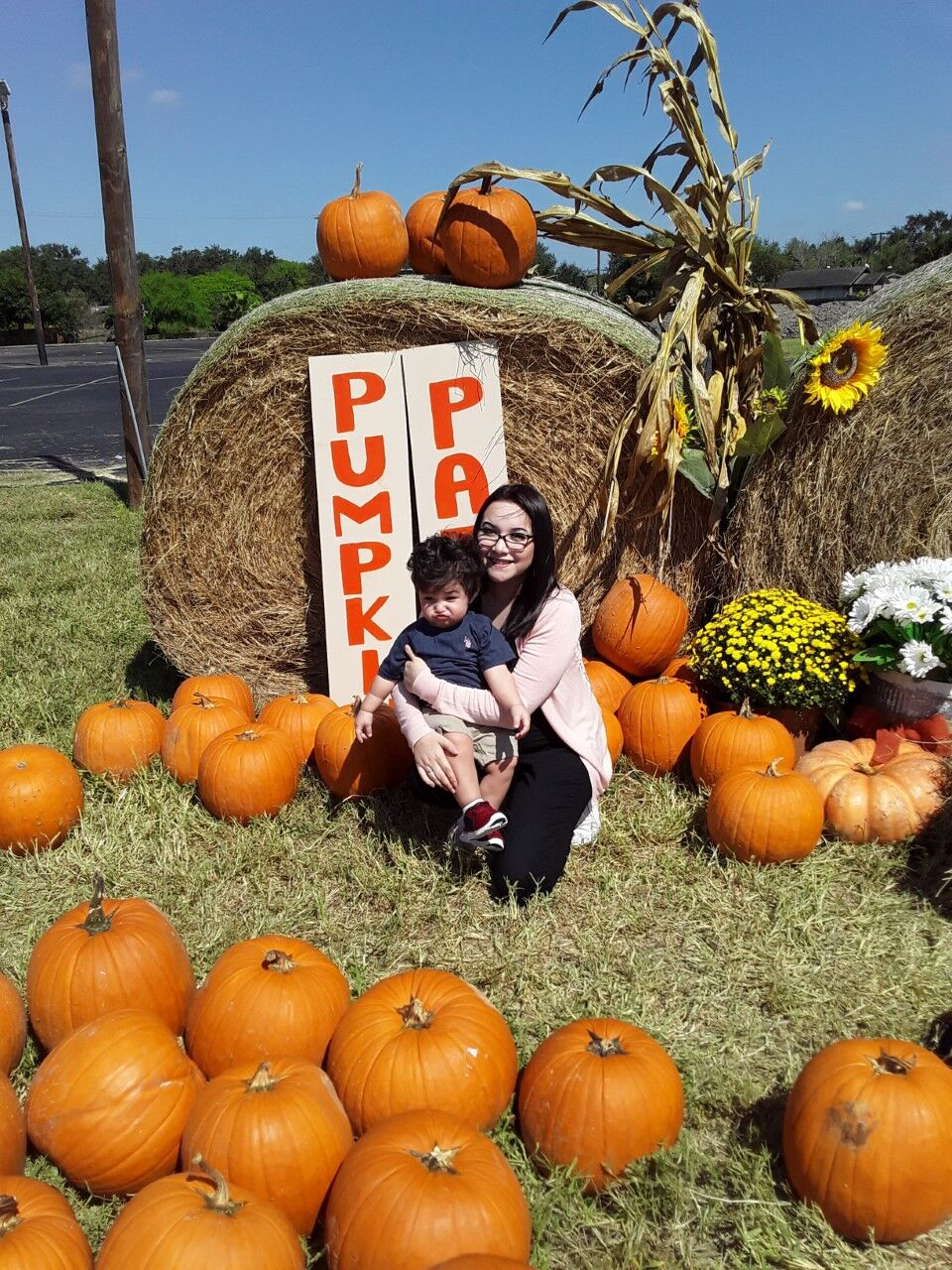 The Great Pumpkin Jeremiah!