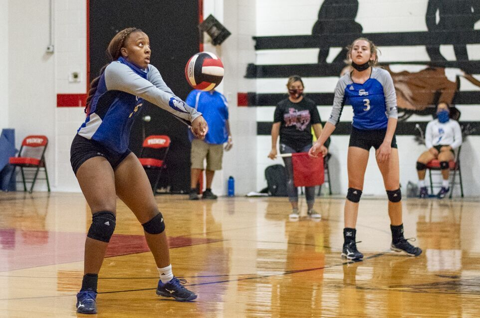 SGA volleyball