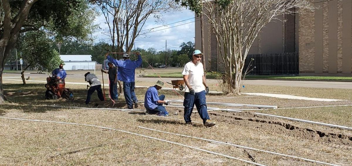 City Hall sees greener grass in the future