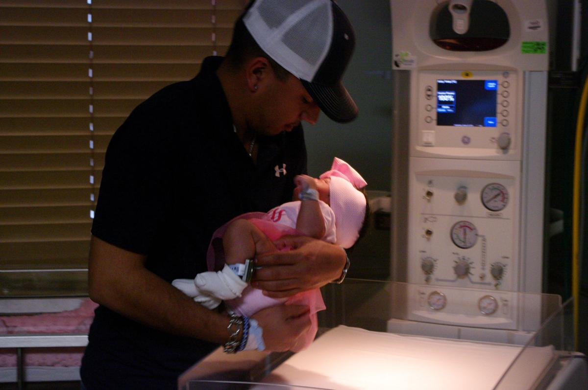 Kleberg County welcomes first baby of the year
