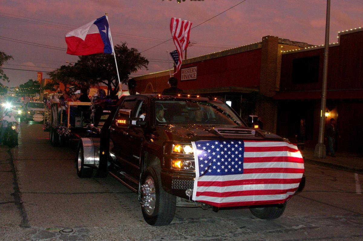 Kleberg-Kenedy County Junior Livestock Show Parade 2020