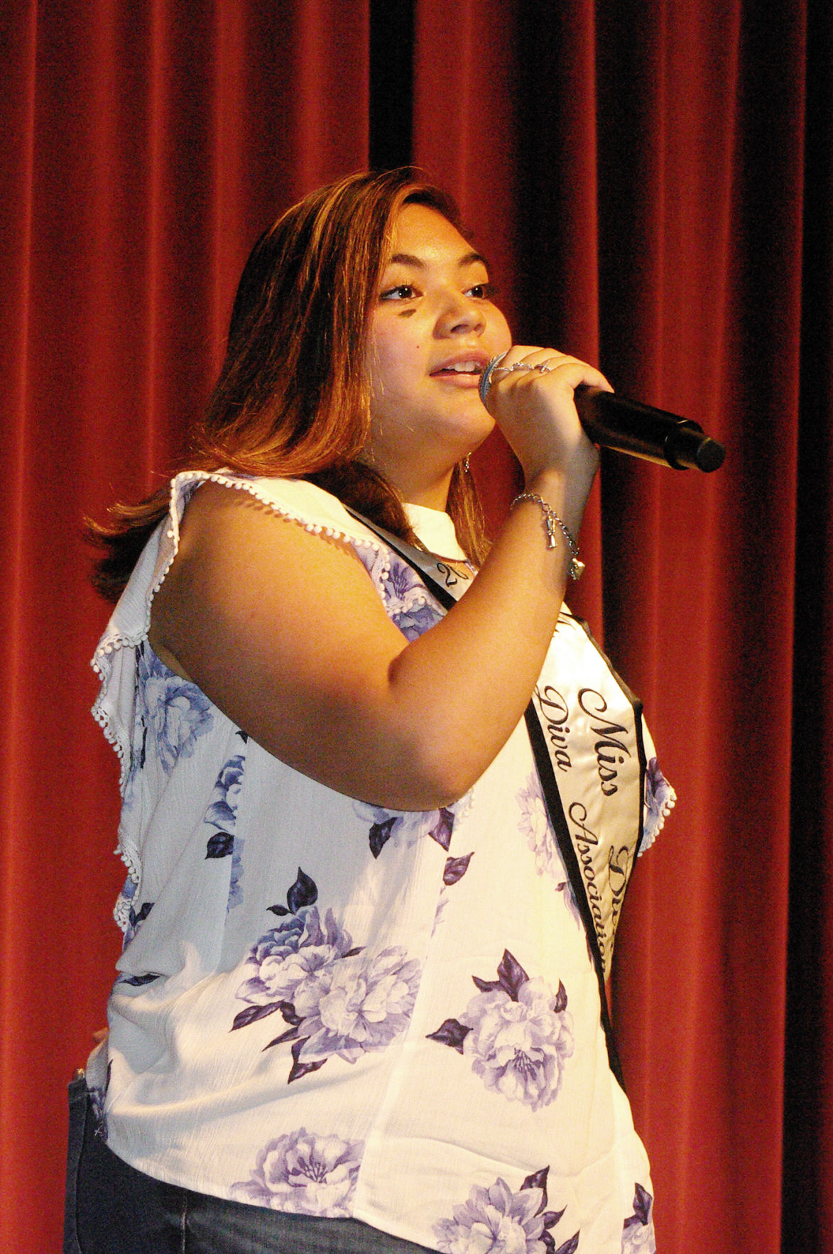 2015 Junior Miss DIVA Angel Jimenez