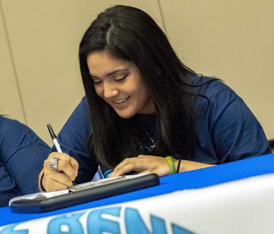 Yadi Lopez to play for Coastal Bend College