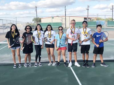 HMK JV/Freshman tennis